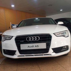 A5 Blanco Coupe