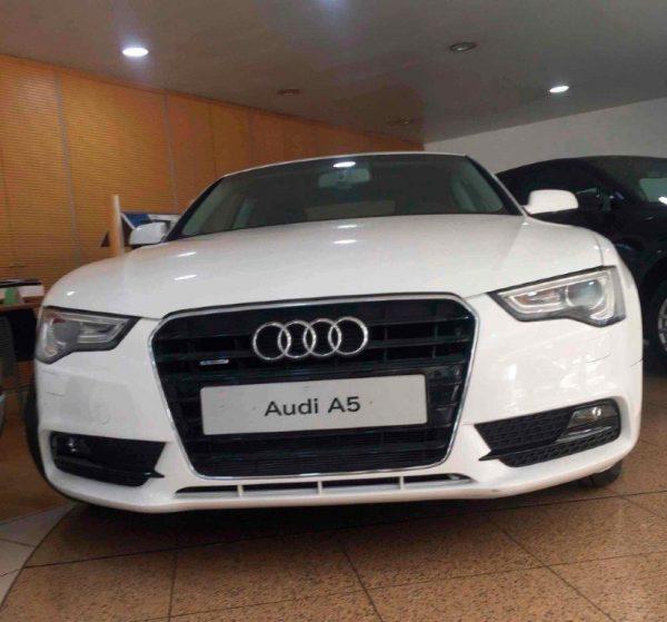 A5 Blanco Coupe