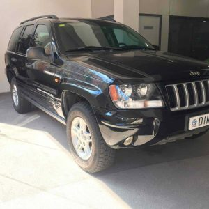 Jeep Gran Cheeroke