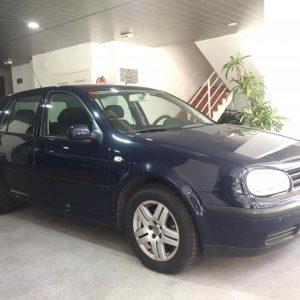 Volkswagen Golf TDI Azul