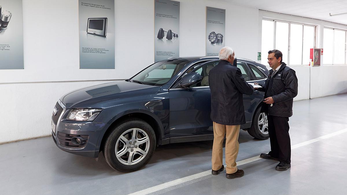 concesionario oficial audi volkswagen
