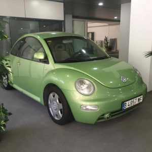 volkswagen new Beetter Escarabajo